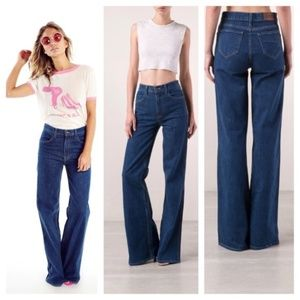 Wildfox Kimmy High Rise Jeans | Reality Bites Wash